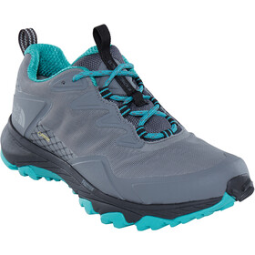 The North Face Ultra Fastpack III GTX kengät Naiset, zinc grey/porcelain green